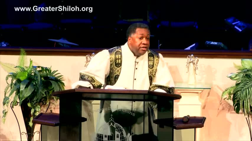 Uncovering the Marriage Myth by Greater Shiloh Missionary Baptist Church with Dr. Michael W. Wesley Sr.