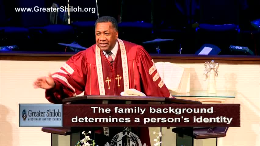 Making Your Courtship Count by Greater Shiloh Missionary Baptist Church with Dr. Michael W. Wesley Sr.
