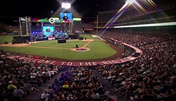 2015 SoCal Harvest Crusade Recap by GregLaurie.TV  with Greg Laurie