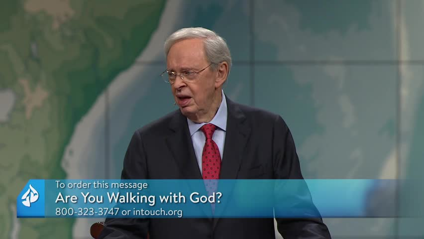 Are You Walking With God?