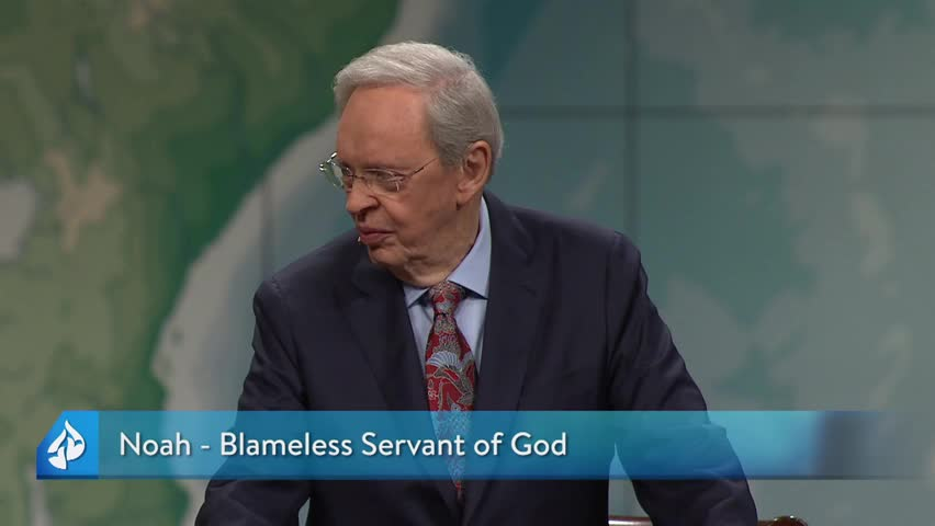Noah - Blameless Servant Of God