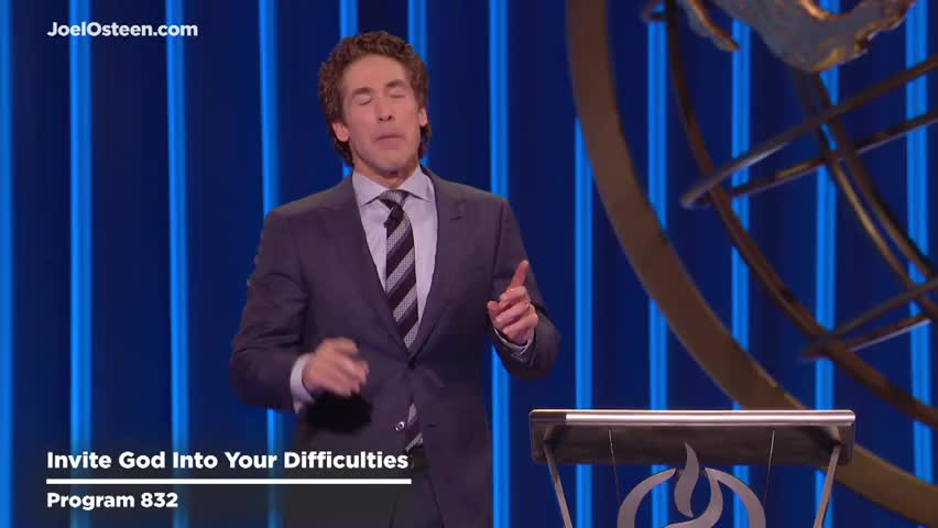 Invite God Into Your Difficulties