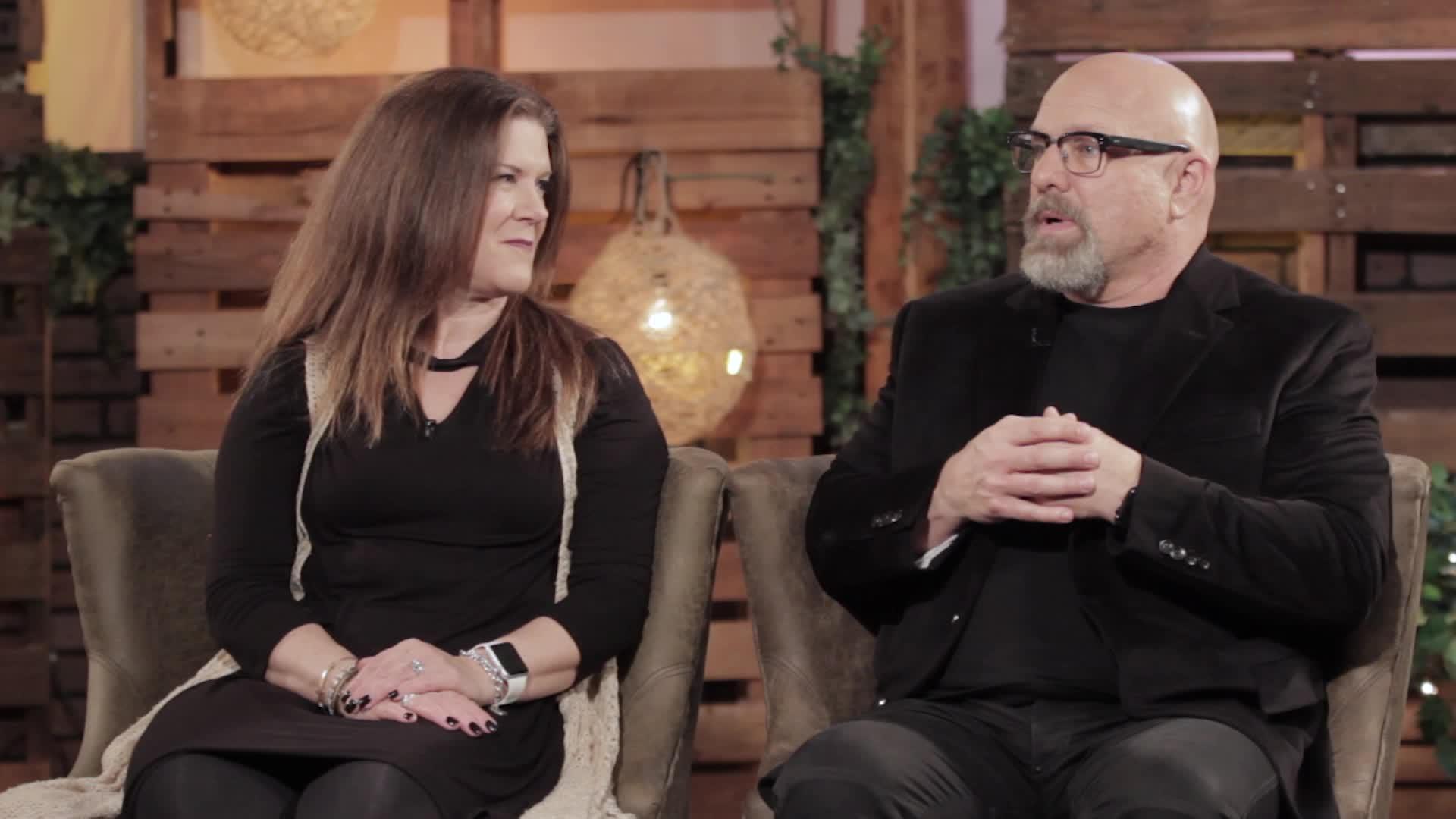 Matt and Martha Fry: A Child Of God