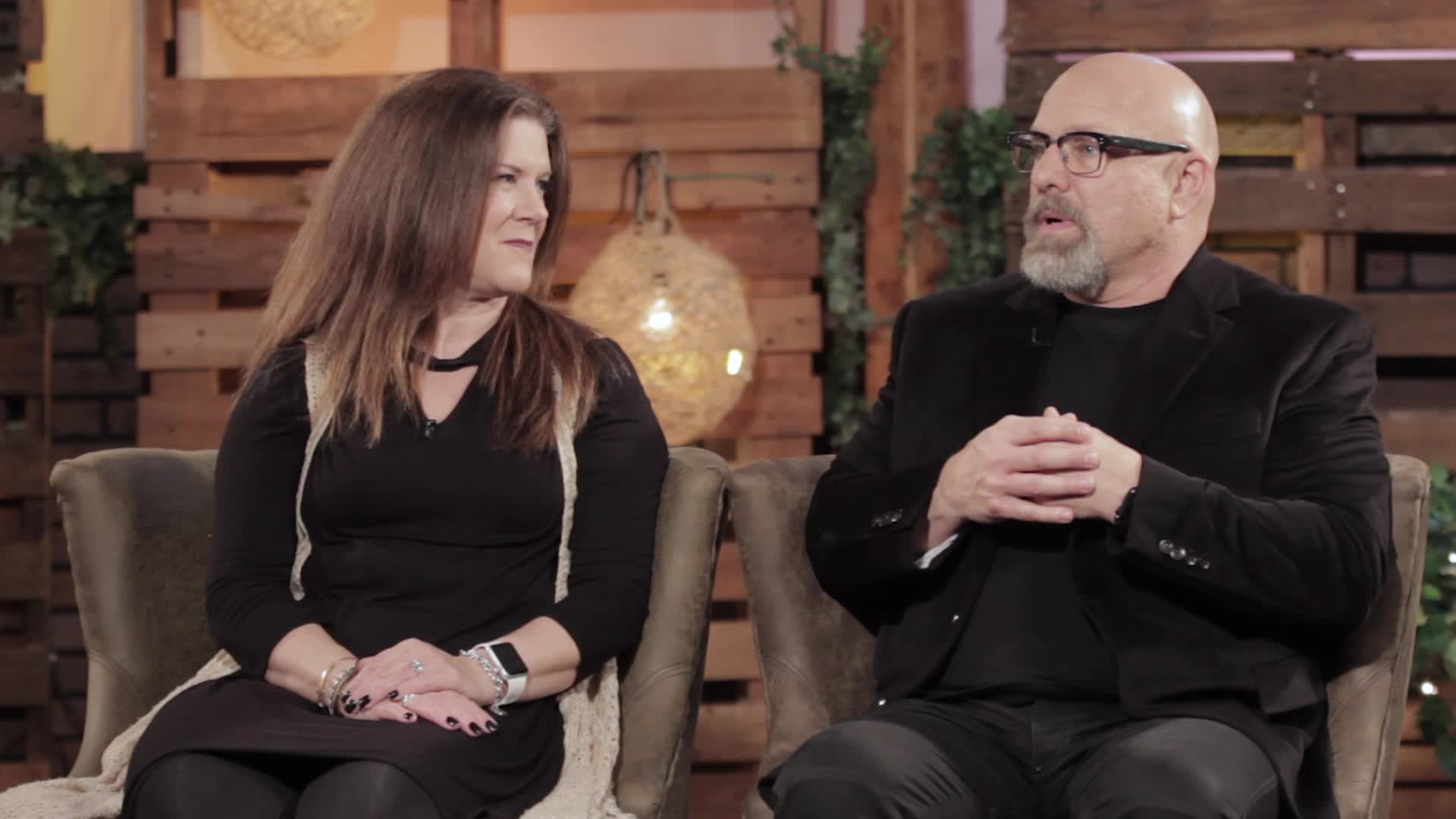 Matt and Martha Fry: A Child Of God by LIFE Today+ with Randy Robison