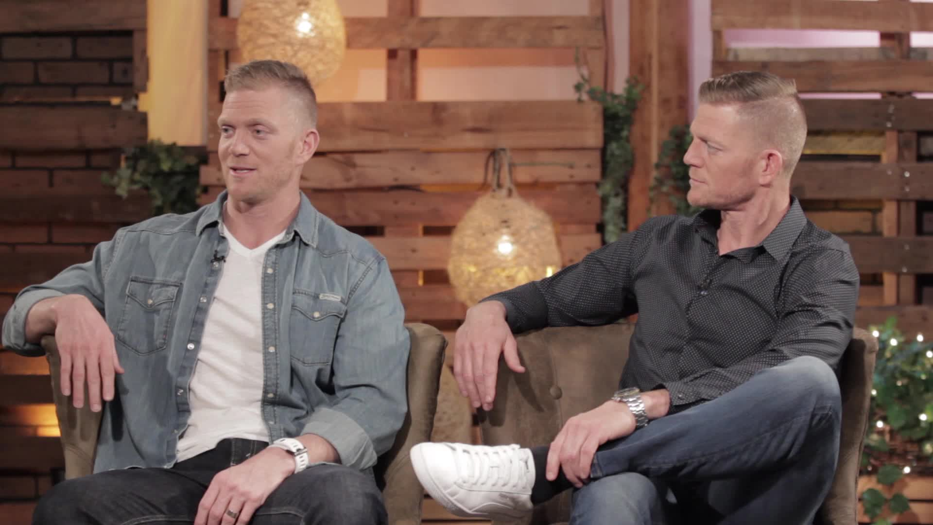 David and Jason Benham: Miracle in Shreveport by LIFE Today+ with Randy Robison