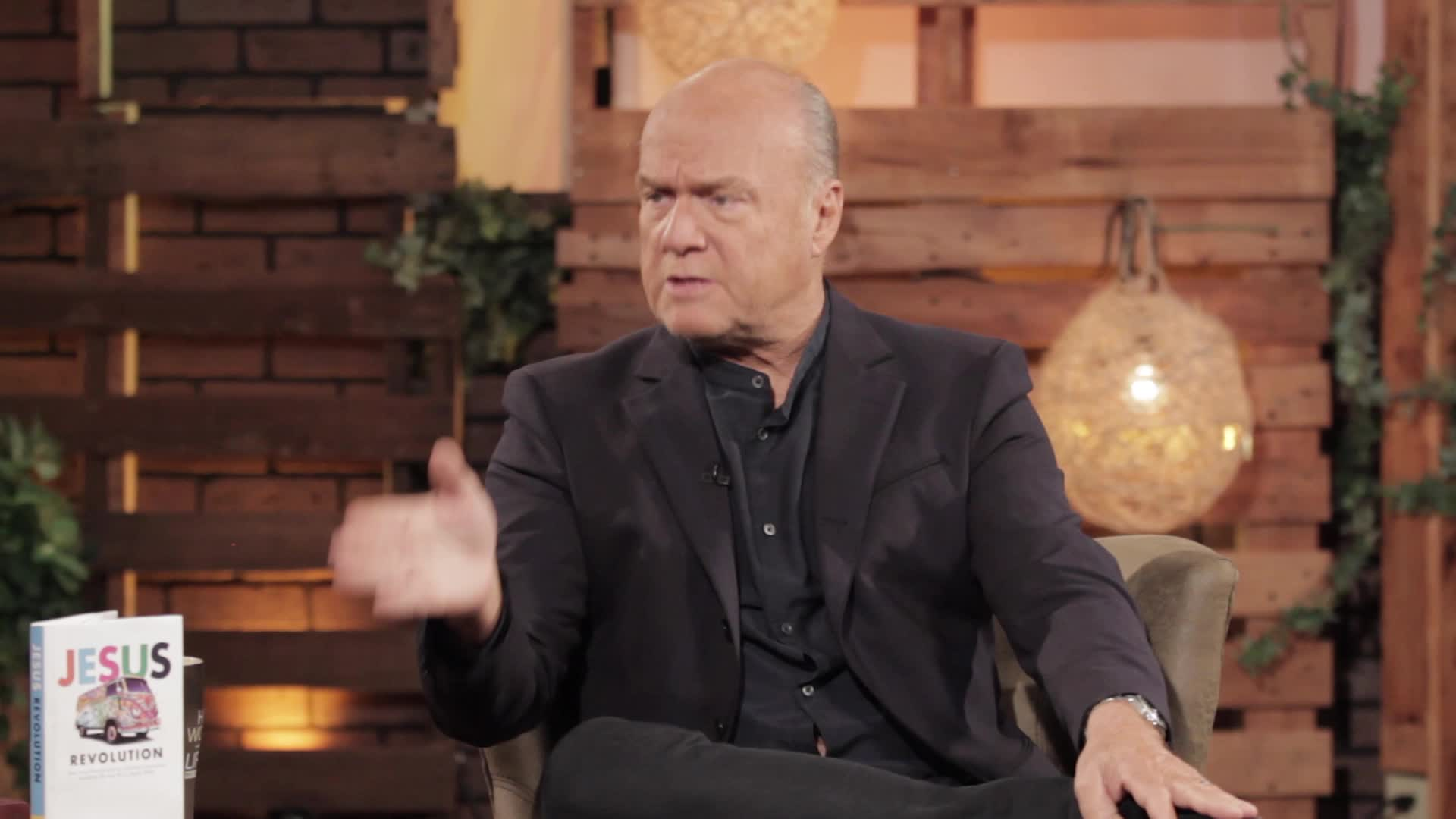 Greg Laurie: The Jesus Revolution by LIFE Today+ with Randy Robison