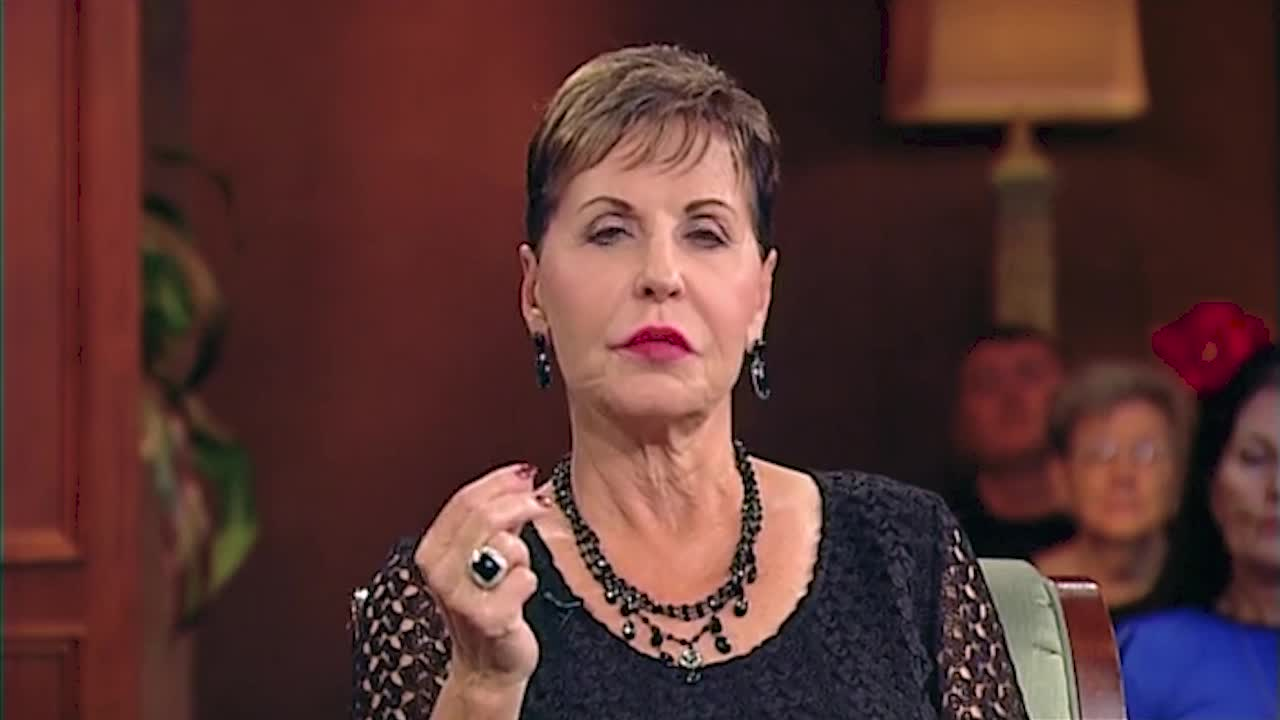 Joyce Meyer: Unshakeable Trust - LIFE Today with James and Betty
