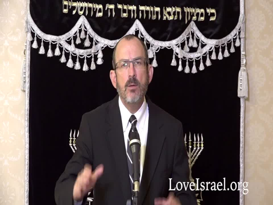 Genesis Chapter 20 by Love Israel with Dr. Baruch Korman