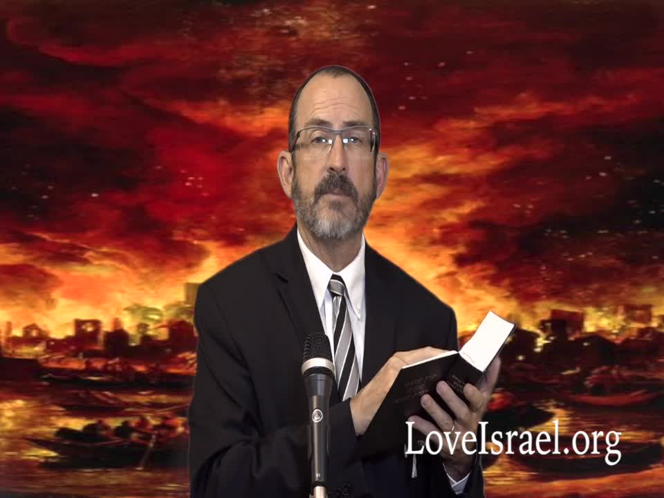 Genesis Chapter 21 Part 1 by Love Israel with Dr. Baruch Korman