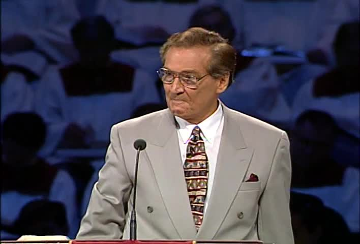 Love Worth Finding with Adrian Rogers Video Broadcast Archives