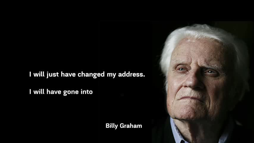 The Life and Legacy of Billy Graham