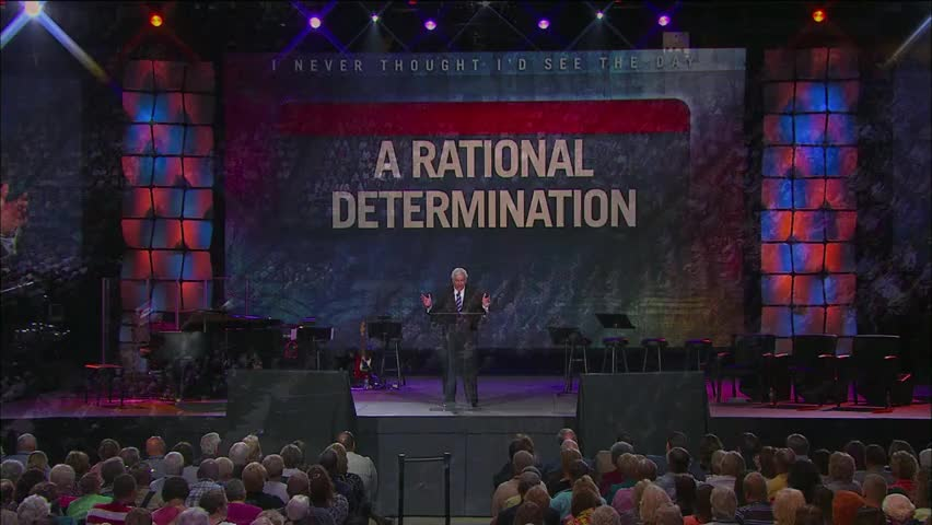 Conformed vs Transformed by Prophecy Academy  with Dr. David Jeremiah