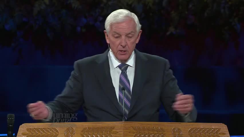 The Lacking Presence of the Holy Spirit by Prophecy Academy  with Dr. David Jeremiah