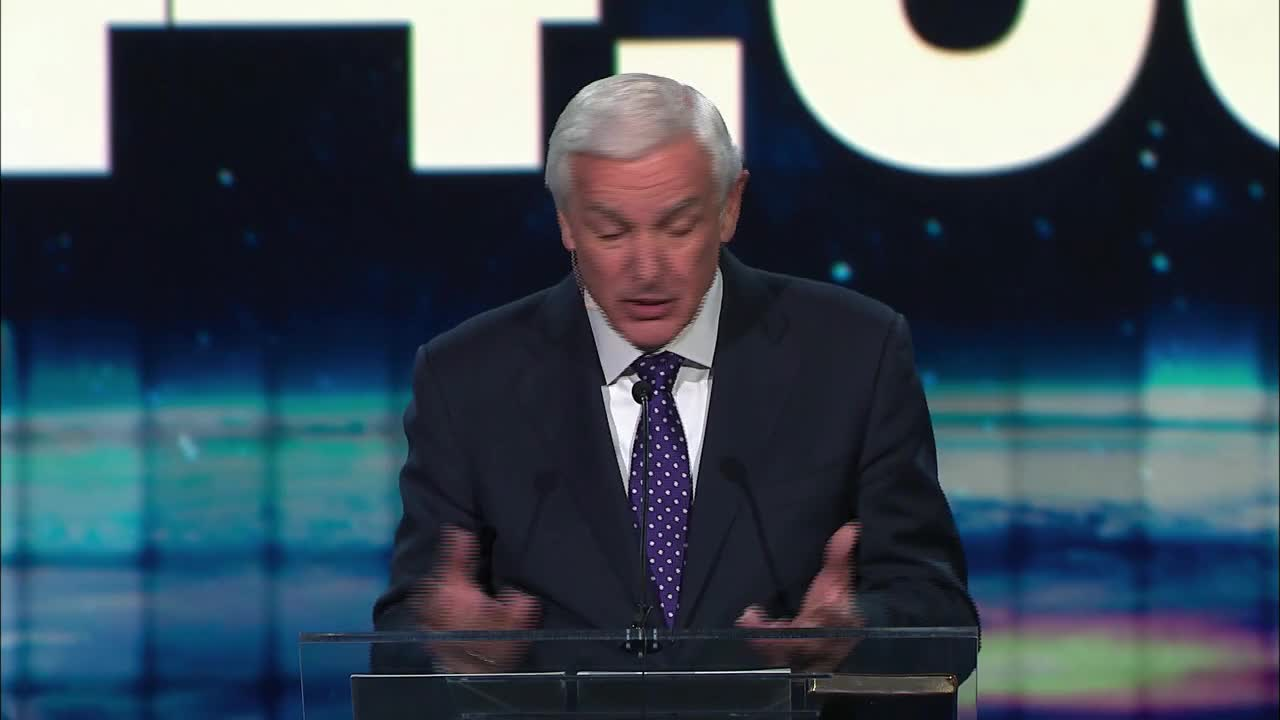 What happens before the Lord returns by Prophecy Academy  with Dr. David Jeremiah
