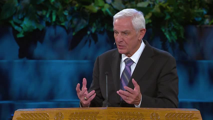 The determination of Satan by Prophecy Academy  with Dr. David Jeremiah