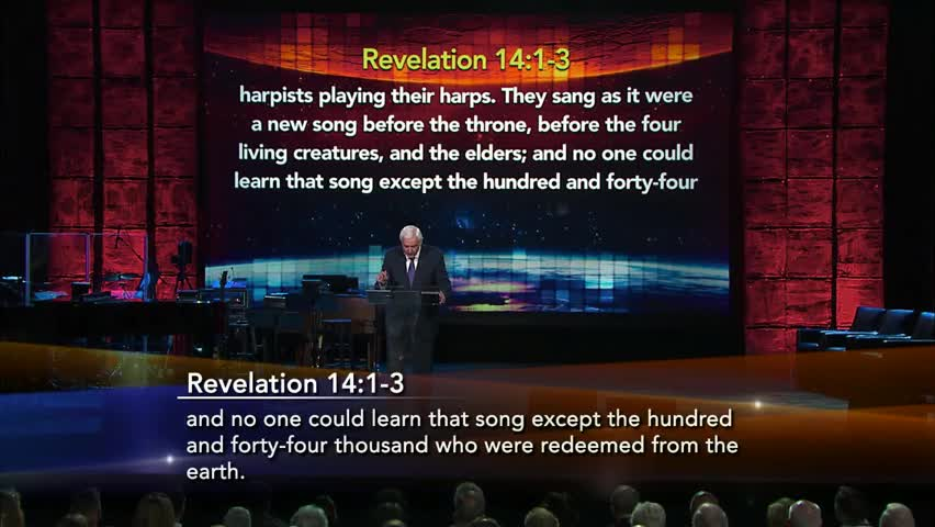 A Song for the 144,000 by Prophecy Academy  with Dr. David Jeremiah