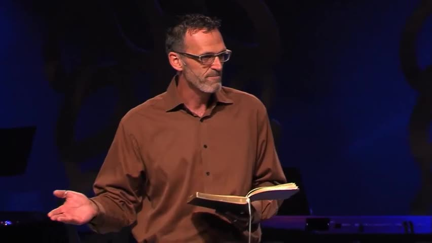 Stop Trying to Please God by Telling the Truth  with Pete Briscoe