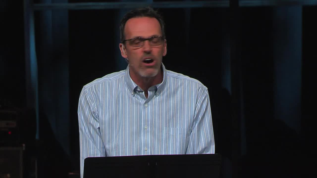 Issues of Truth and Grace by Telling the Truth  with Pete Briscoe