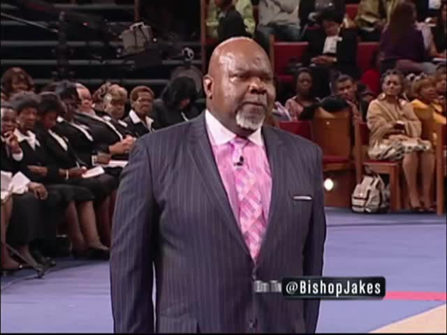 A Love Letter - The Potter's Touch with Bishop T D  Jakes - Watch