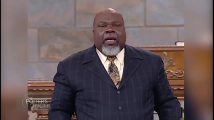 Guided By The Light by The Potter's Touch with Bishop T.D. Jakes