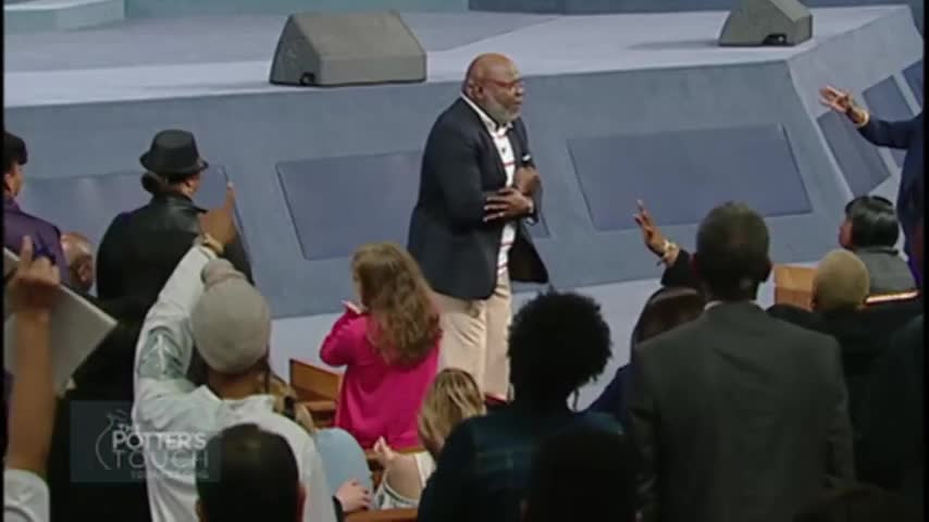 Are You All In? - The Potter's Touch with Bishop T D  Jakes - Watch