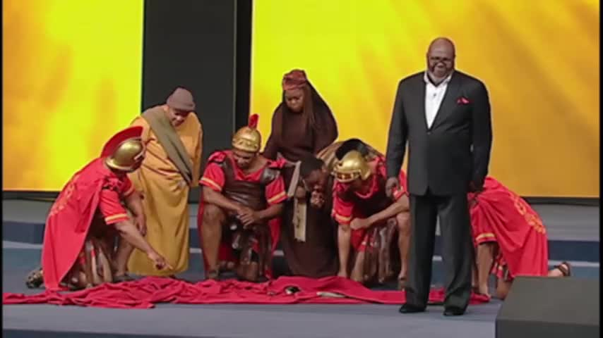 Let Us Not Rend It by The Potter's Touch with Bishop T.D. Jakes