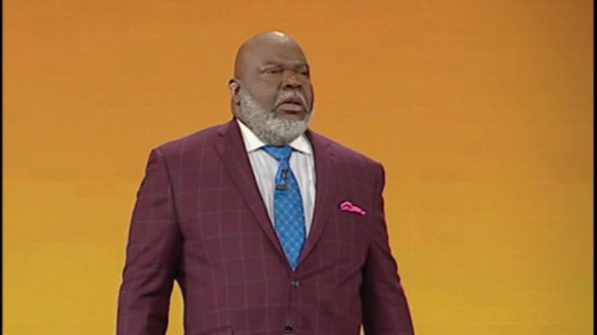 When Anxiety Attacks by The Potter's Touch with Bishop T.D. Jakes
