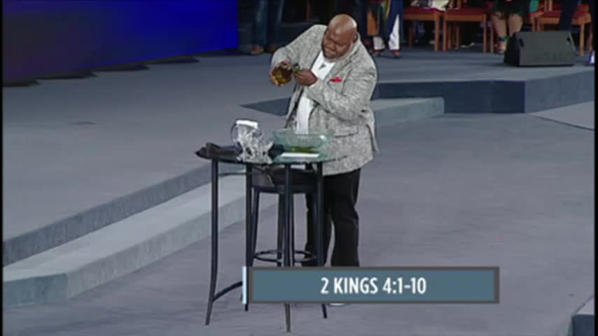 The Gap Filler by The Potter's Touch with Bishop T.D. Jakes