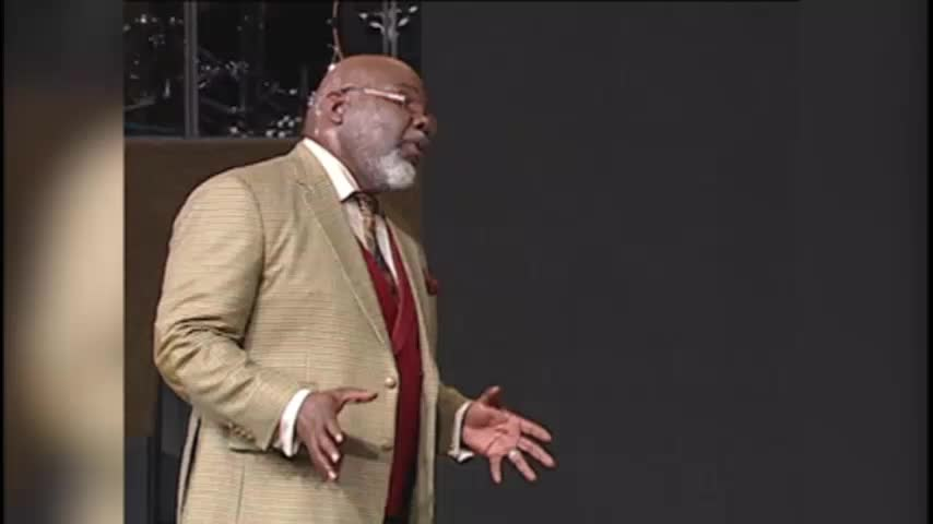 This is Your Opportunity by The Potter's Touch with Bishop T.D. Jakes