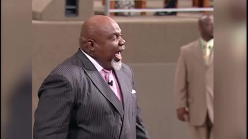 Your Opposition is Your Opportunity by The Potter's Touch with Bishop T.D. Jakes