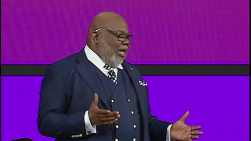 The Principles of Provocation by The Potter's Touch with Bishop T.D. Jakes