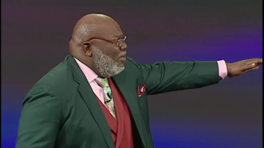 The Principles of Promise by The Potter's Touch with Bishop T.D. Jakes
