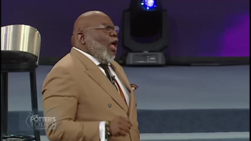 The Principles of Service by The Potter's Touch with Bishop T.D. Jakes
