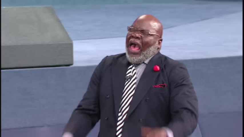 Are You All In? by The Potter's Touch with Bishop T.D. Jakes