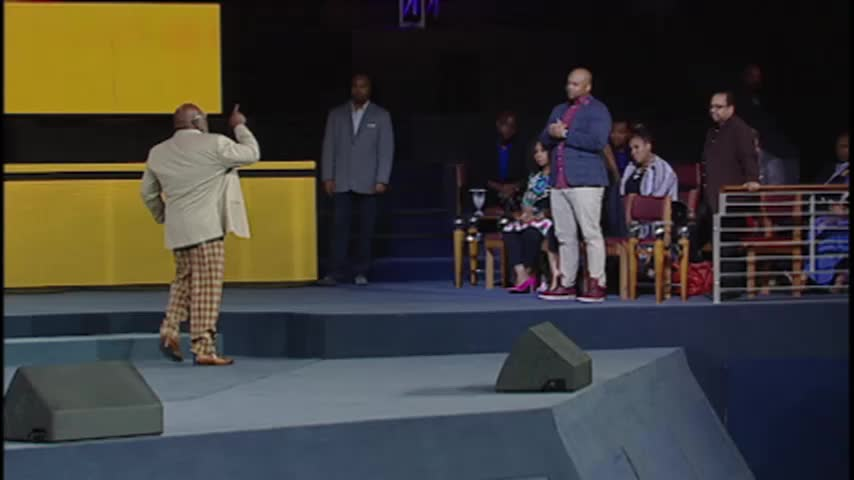 I Did Not Say it Would Be Easy by The Potter's Touch with Bishop T.D. Jakes