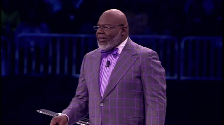 Playing Catch Up With Your Dream by The Potter's Touch with Bishop T.D. Jakes