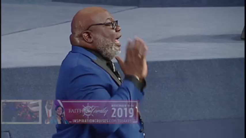 Intimacy - The Potter's Touch with Bishop T D  Jakes - Watch