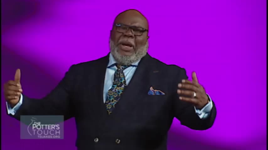 One Liberating Idea Pt 2 - The Potter's Touch with Bishop T D  Jakes