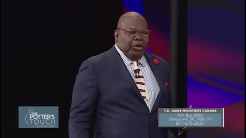 Grounded In Finances - The Potter's Touch with Bishop T D