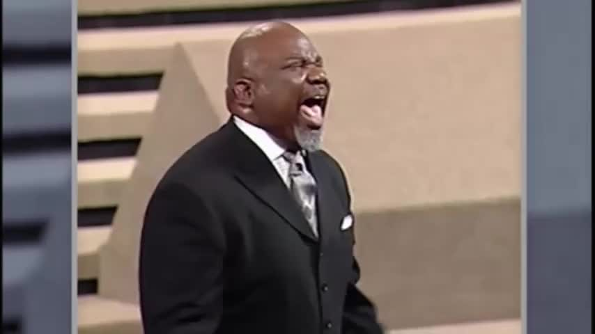 Fight Back - The Potter's Touch with Bishop T D  Jakes - Watch