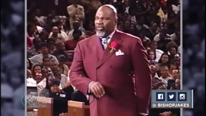 I Dare You - The Potter's Touch with Bishop T D  Jakes - Watch