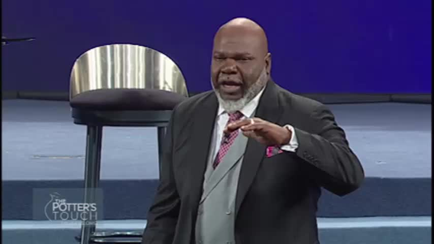 The Potter's Touch with Bishop T D  Jakes Video Broadcast
