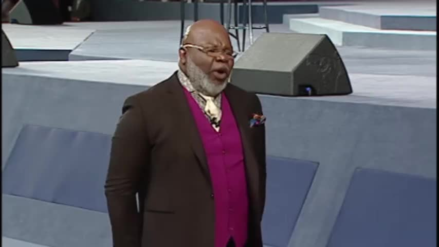 The Potter's Touch with Bishop T D  Jakes Video Online