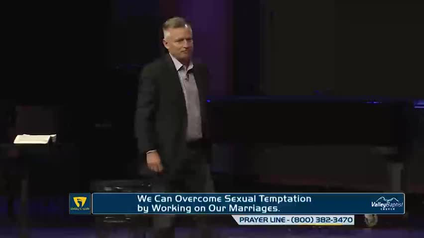 Resisting Sexual Temptation by Today's Walk with Dr. Roger Spradlin