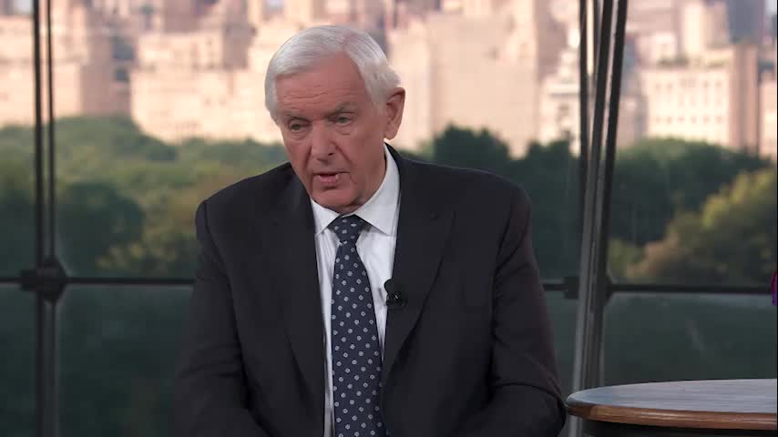Overcomer Interview with Dr. David Jeremiah