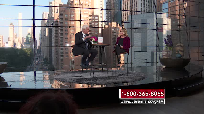 Overcomer Interview with Dr. David Jeremiah (Encore)