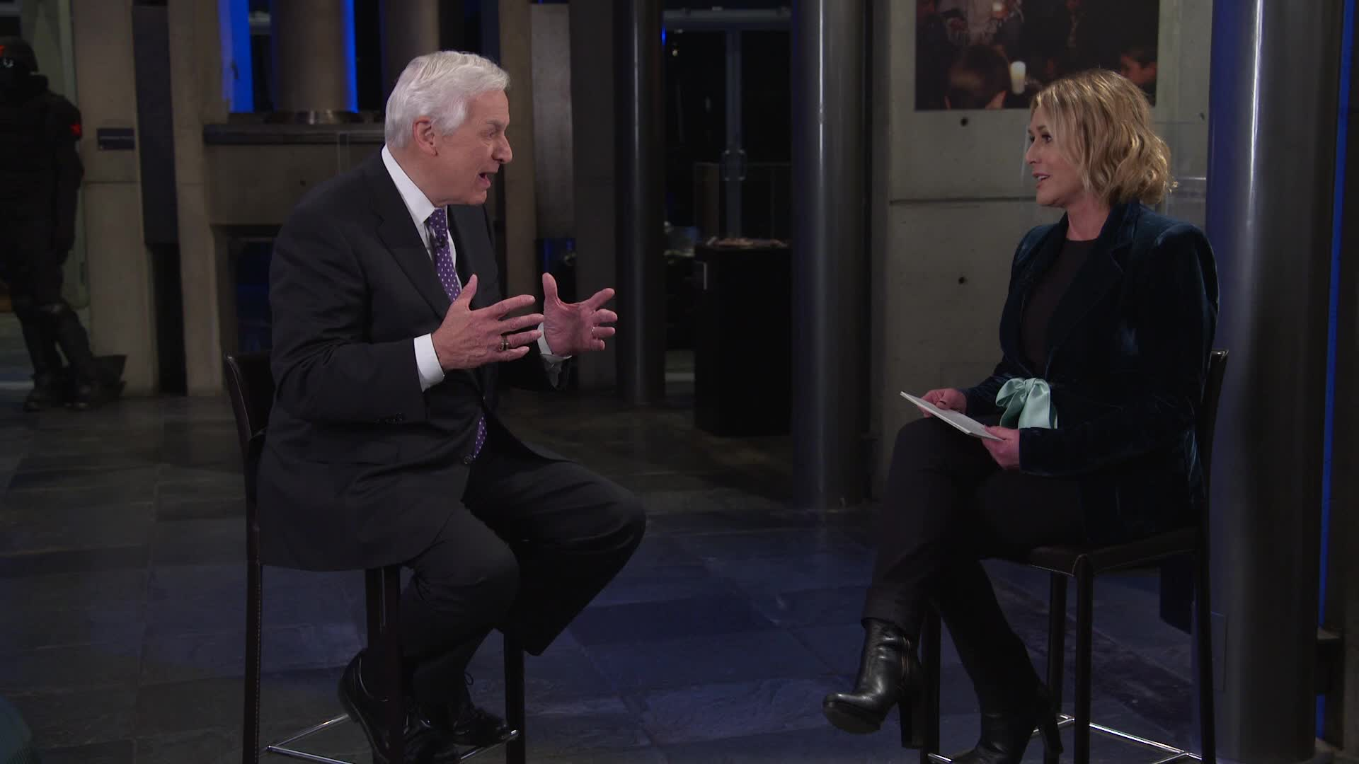A Tour of Prophecy Interview with Dr. David Jeremiah