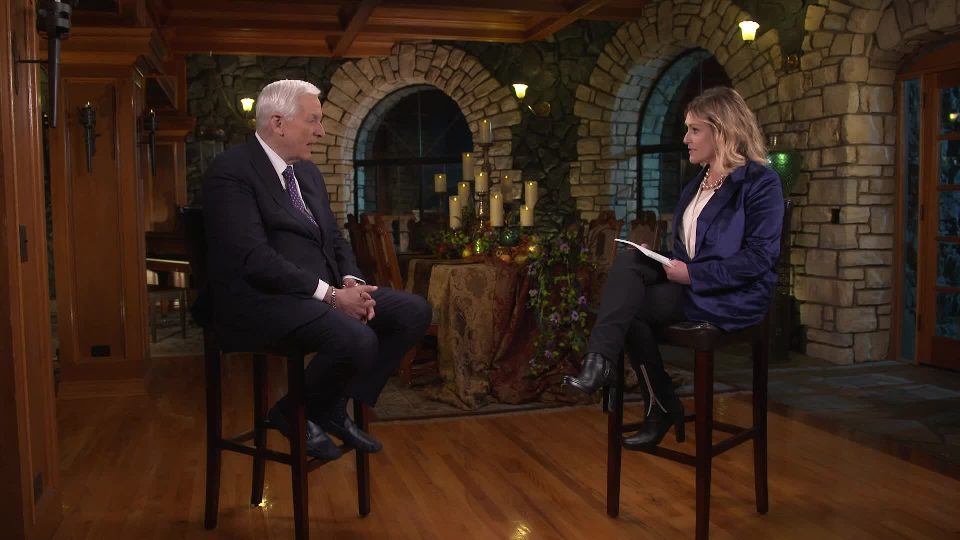 Slaying the Giants Interview with Dr. David Jeremiah