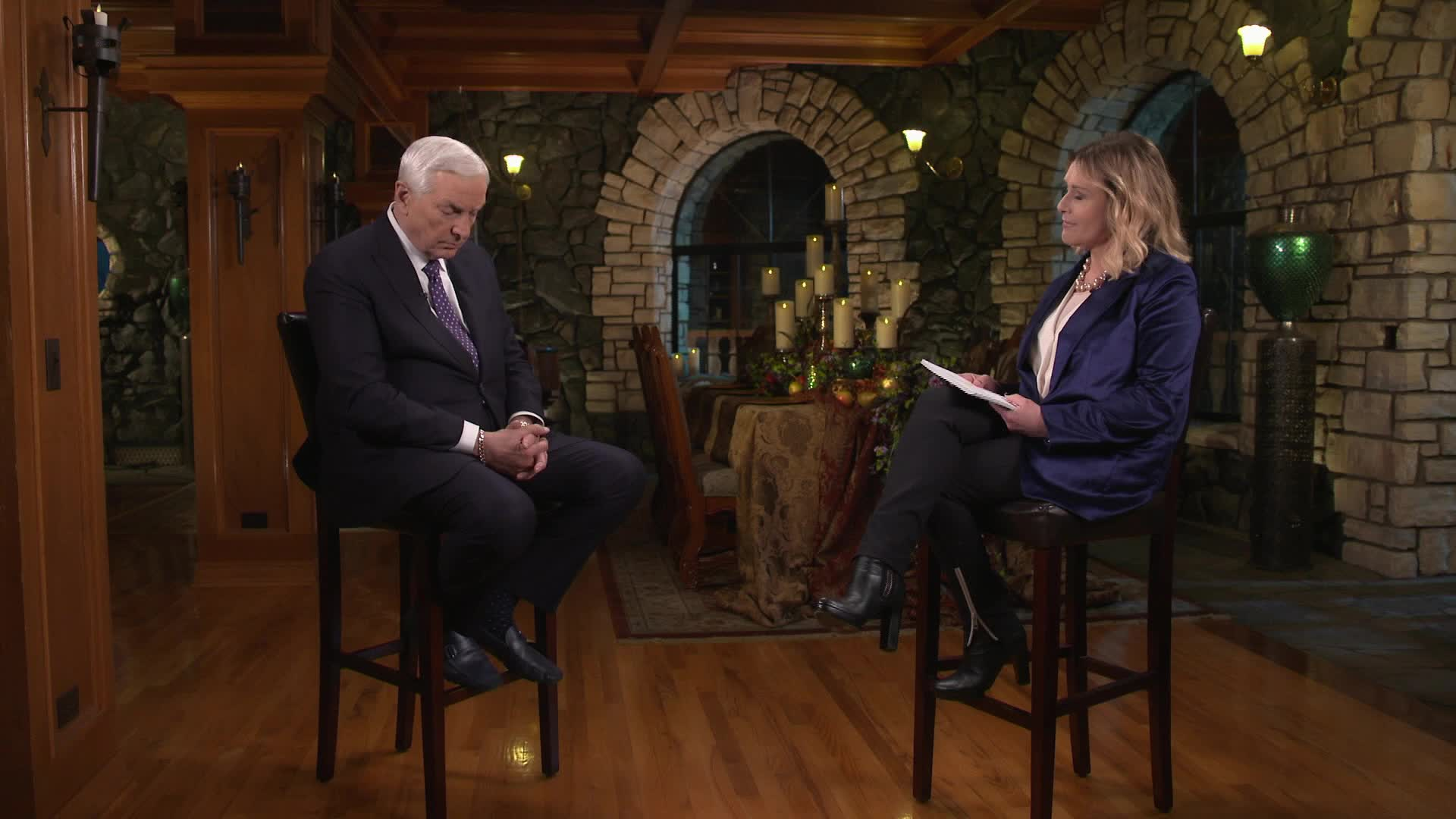 Slaying the Giants Interview with Dr. David Jeremiah - Encore