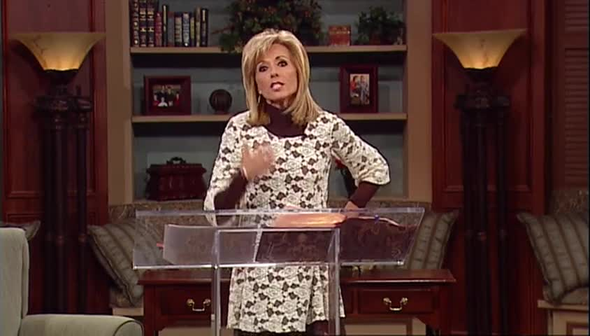 "Beth Moore: ""The God Who Sees,"" Part 3 by Beth Moore - Wednesdays with Beth with Beth Moore"